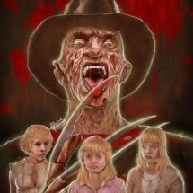 Freddy and the Scream Queen Dream Team
