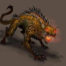 Mayan Hell-Jaguar