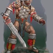 Mayan Giant