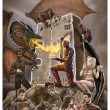 Dragon's Lair Anniversary Bash