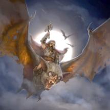 Dwarven Sky Rider